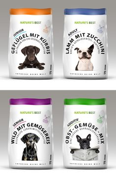 New pet package design logos 40 ideas Food Packaging Design, Packaging Design Inspiration, Dog Logo Design, Design Logos, Dog Treat Packaging, Pet Branding, Premium Dog Food, Dog Hotel, Pet Shampoo