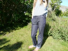 morocco pants by lizzywest | Project | Sewing / Pants & Shorts | Kollabora