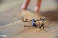 Playful Miniature Worlds – Fubiz Media