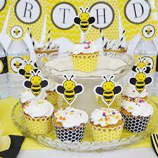 Resultado de imagem para decor diy bee party