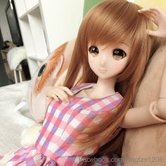 Smart Doll Mirai Suenaga by ying_tze