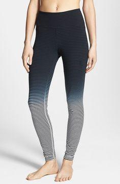Nike 'Legend' Dri-FIT Print Tights — love the ombre!