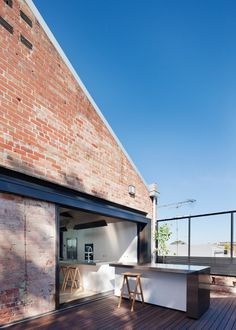 Water Factory by Andrew Simpson Architects