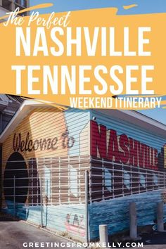 Weekend In Nashville, Visit Nashville, Nashville Tennessee, Us Destinations, Amazing Destinations, Us Travel, Family Travel, Cool Places To Visit, Places To Go