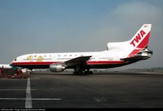 TWA L1011 Last colors