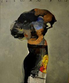 Painting by Serwan Baran , Acrylic on canvas