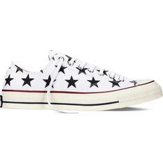 0e1486c7df Converse Chuck Taylor All Star ˜70 Big Star Print – white Sneakers (€44