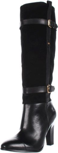 Tommy Hilfiger Women's Frita2 Boot,Black,8 M US