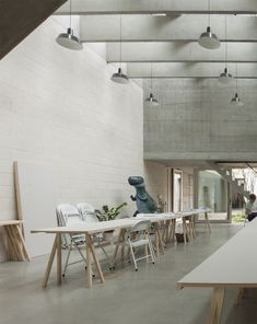 Kolla borden!!  6a architects