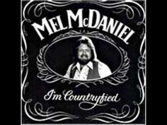 Mel McDaniel - Louisiana Saturday Night