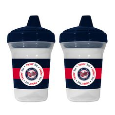 Baby Fanatic Minnesota Twins Sippy Cup Set