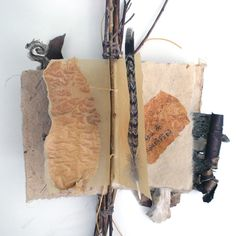 Mary-Ellen Campbell - Books from Natural Materials
