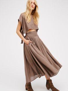 Sundown Skirt Set