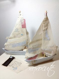 nautical decoration by xoxocute on etsy. $78.00, via Etsy.