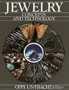 Jewelry: Concepts And Technology by Oppi Untracht,http://www.amazon.com/dp/0385041853/ref=cm_sw_r_pi_dp_kPPxtb1E3XR97GSQ