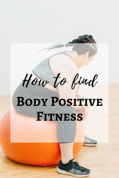 How to Find Body Positive Fitness Options Intrinsic Motivation, Work Motivation, Fitness Motivation, Fitness Tips, Fitness Instagram Accounts, Affirmations, What Is Health, Positive Mantras, Fitness Facilities