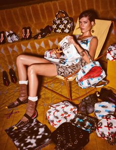 The Shoes and Bags of 2016  Prada