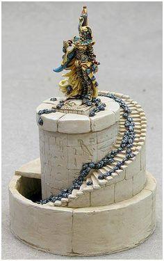 Warhammer Tomb Kings, Warhammer Fantasy, Warhammer 40k, All Things Wild, Warhammer Terrain, Fantasy Battle, Warhammer Models, Wargaming Terrain, Fantasy Miniatures