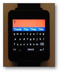 Drextee Android Wear Messenger