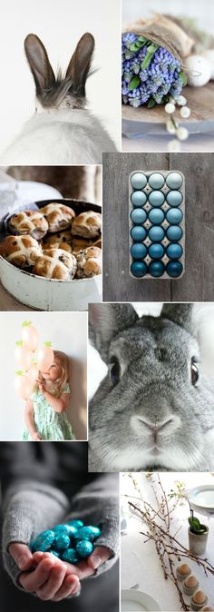 MOOD BOARD | HAPPY EASTER