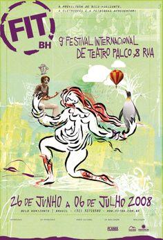 Festival Internacional de Teatro - Leroy Studio