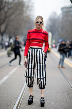 Milan's street style is killer — here are the best looks.