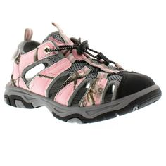 Women's Itasca West Lake Hiking Sandals - Pink Camo 10