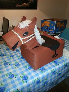 Sinterklaas surprise paard