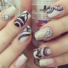Cute Nail Art, Cute Nails, Painted Nail Art, Nail Care, Hair And Nails, Nail Designs, Make Up, Beauty, Nails Inspiration