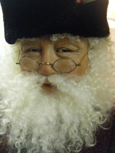 OOAK Santa Claus.