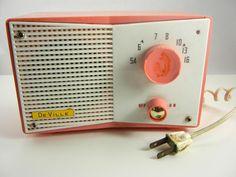 Deville radio