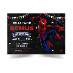 Spiderman, Party, Spider Man, Parties, Amazing Spiderman
