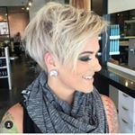"1,482 Likes, 49 Comments - @lyndee_hairlove_marie on Instagram: ""For all those inquiring here is the full 360 view of my pixie by @jessattriossalon ❤️❤️…"""