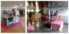 Palacio Exposiciones #palets #cupcakes #pops #cookies