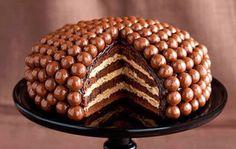Gâteau Maltesers