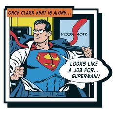 Superman Man of Steel Clark Kent DC Comics Superheroes Superhero