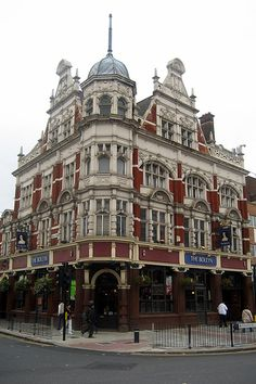 The Boleyn by Upton Park Old London, East London, Cycling In London, Uk Pub, West Ham United Fc, Ghost Walk, Victorian Buildings, Best Pubs, London History