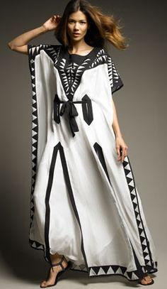 kaftan maxi dress2