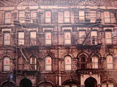 Led Zeppelin  Physical Graffiti 2LP Set  1975 / by rockcityrecords, $50.00