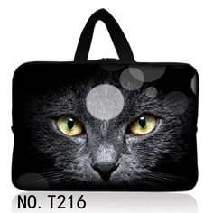 "13"" Cute Cat Laptop Case Carry Bag Sleeve Cover For 13.3"" Apple MacBook Pro Air #Affiliate"