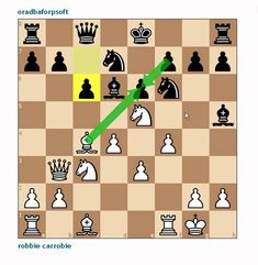 Chess Lesson : openings (Colle system 1)
