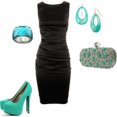 """LBD"" by liveesmom512 on Polyvore"