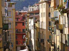 ღღ Nice, France (by blattlimwind)
