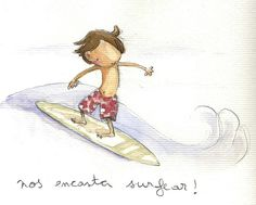 Rocio Bonilla Leo Lionni, Inspiration For Kids, Various Artists, Childrens Books, Design Art, Art Projects, Disney Characters, Fictional Characters, Surfing