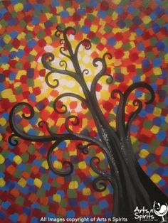 Check out one of our newest paintings, called Looking Up! We will be offering this painting in March and April. Check out our calendar for more details - www.artsnspirits.com