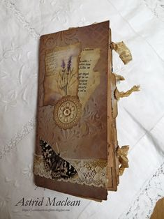 Diary ideas · astrid's artistic efforts: junk journal with video flip through travel journal pages, journal 3 Travel Journal Pages, Junk Journal, Bullet Journal, Daily Papers, Lonely Heart, Altered Books, Mini Albums, Effort, Vintage World Maps