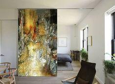 Abstrakte und moderne Kunstrichtung für eine stilvolle Wohneinrichtung
