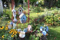 The fairy garden is a fun place to work in and also stroll through. Description from naturewithin-cherishthemoment.blogspot.com. I searched for this on bing.com/images