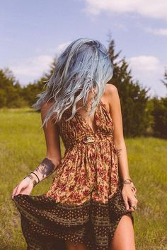 Hippie masa fashion