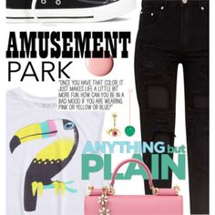60-Second Style: Amusement Park